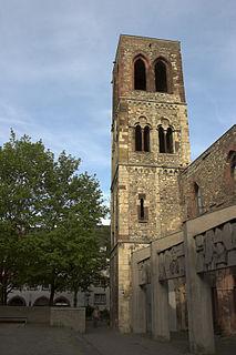Bombing of Mainz in World War II