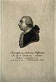 Christoph Ludwig Hoffmann. Stipple engraving by E. Verelst a Wellcome V0002812.jpg
