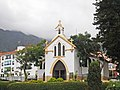 Church near La Orotava, Tenerife, Canary Islands, Spain - panoramio.jpg