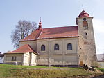 Church of Saint Wenceslaus (Kocléřov) 02.JPG