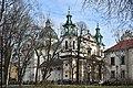 Church of St. Anne, 13 św. Anny street, Old Town, Krakow, Poland.jpg