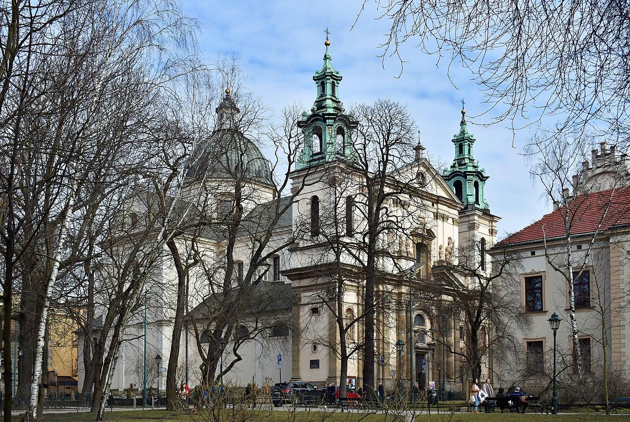 Ulica św. Anny - Kościół św. Anny