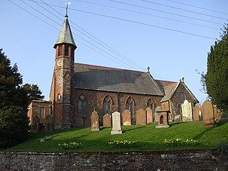 Beckermet village and parish in Cumbria, England