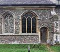 Church of St John, Finchingfield Essex England - North chapel from north.jpg