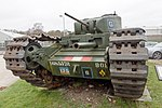 Churchill Mk I (A22) front-left2 2017 Bovington.jpg