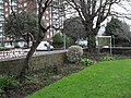 Churchyard at Holy Trinity, Worthing - geograph.org.uk - 1769108.jpg