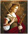 Cima da Conegliano, polittico di Olera - santa Caterina.jpg