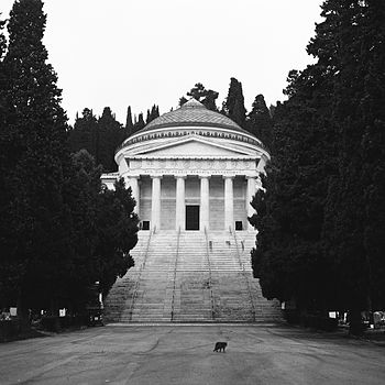 Cimitero Monumentale di Staglieno - Pantheon (Pellicola).jpg