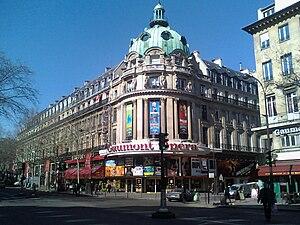 Boulevard des Capucines - Gaumont Opéra