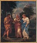 Ciro Ferri - Biblical Wedding - Google Art Project.jpg