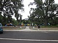 City Park NOLA June 2011 Stanley Ray Playground Gate.JPG