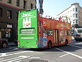 City Sightseeing SF tour bus rear.JPG