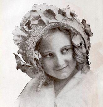Clara Horton - Clara Horton in 1914.