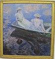 Claude monet, sulla barca, 1887.JPG