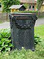 Clausthal - Grab Friedrich Otto Burchard von Reden 2014-05.jpg