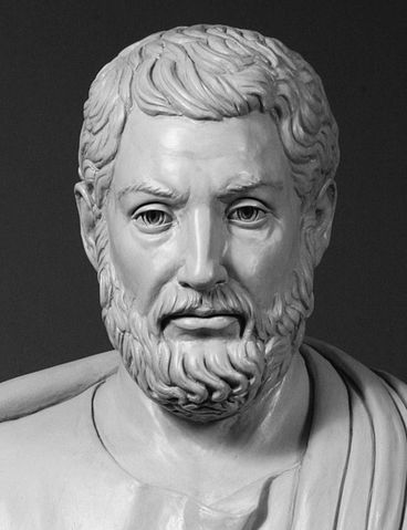 Image of Cleisthenes, the father of Greek democracy