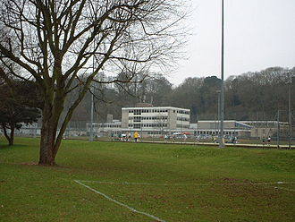 Clevedon School - Clevedon School and playing fields