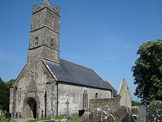 Diocese of Limerick and Killaloe - St Brendan's Cathedral, Clonfert