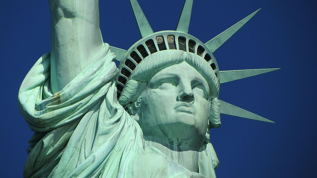 Statue Of Liberty (UNESCO-Welterbe in New York)