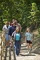 Clyburn Hollow Trail Loop Dedicati (7337395442).jpg