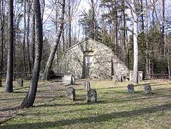 Cmentarz wojenny nr 121 w Biesnej.JPG