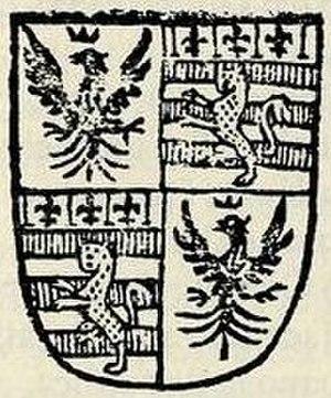Ruspoli family - Mariscotti Coat of Arms