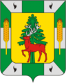 Coat of Arms of Elets rayon (Lipetsk oblast).png
