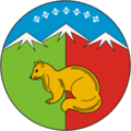 Coat of Arms of Ust-Maisky rayon (Yakutia).png