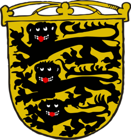 Coat of Arms of the Emperor of Bulgaria (by Conrad Grünenberg).png