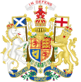 Coat of Arms of the United Kingdom in Scotland (1837-1952).svg