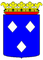 Coat of arms of Almelo.png
