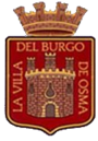 Coat of arms of Burgo de Osma-Ciudad de Osma, Soria, Castile and León, Spain.png