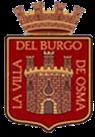 Coat of arms of Burgo de Osma-Ciudad de Osma, Soria, Castile and León, Spain.png