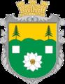 Coat of arms of Serednii Maidan (Nadvirna).png