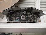 Cockpit seen at the Internationales Luftfahrtmuseum Manfred Pflumm, pic1.JPG