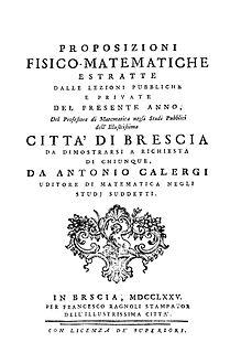 Domenico Cocoli 1747-1812