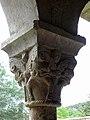 Codalet (66) Abbaye Saint-Michel de Cuxa Cloître Chapiteau 25.JPG