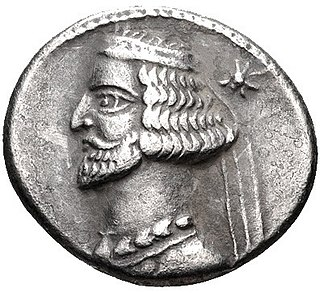 Mithridates IV of Parthia King of Kings, Arsaces, Great King