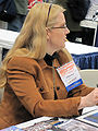 Colleen Doran at WonderCon 2010 1.JPG