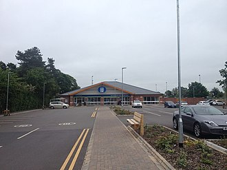 Collingham, Nottinghamshire - The Co-op.