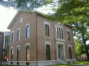 National Register of Historic Places listings in Bartholomew County, Indiana