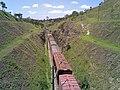 Comboio que passava sentido Boa Vista na Variante Boa Vista-Guaianã km 169 em Mairinque - panoramio - Amauri Aparecido Zar….jpg