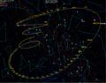 Comet 96P-Machholz 1 perihelion 2017 skymap.png