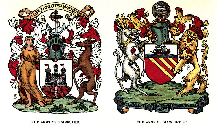A Complete Guide To Heraldry Chapter 19 Wikisource The