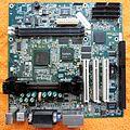 Computer motherboard to Pentium III 2003 000.JPG