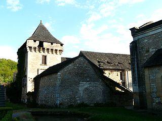 Château de Condat, Dordogne