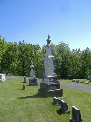 Confederate Monument of Mt. Sterling - Image: Confederate Monument of Mt. Sterling 2