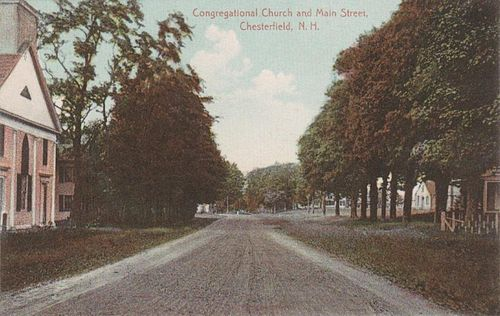 Chesterfield mailbbox