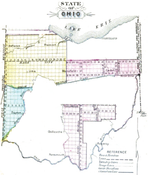 Congress Lands - Image: Congress Lands in Ohio