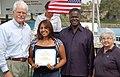 Congressman George Miller and Corrina Rosalez (7729132518).jpg